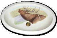LBU-42-500  bull elk