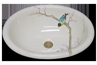 Z-48-500_Bird_in_Brown_Branches
