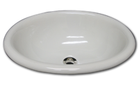 Z-42-100 large oval with round rim