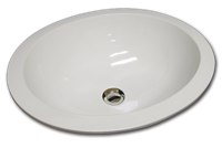 ZU-79-100 large oval with flat rim