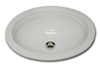 photo undermount oval sink