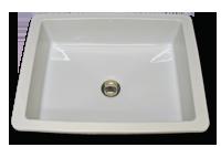 undermount rectangle sink