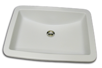 DD-84-100 Rectangle sink with rocker bottom