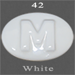 Standard white colors of Marzi Sinks