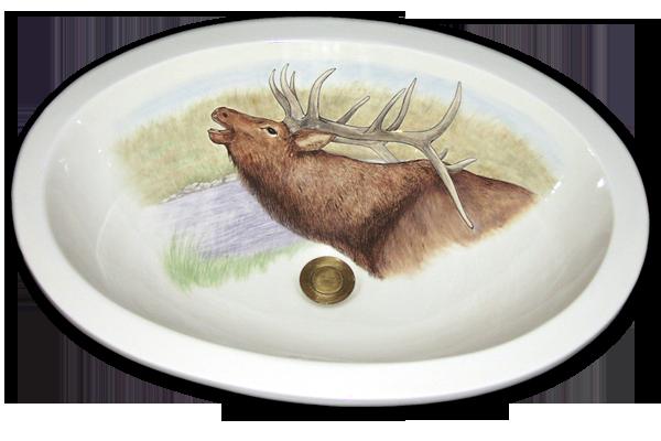 LBU-48-500 Bull Elk