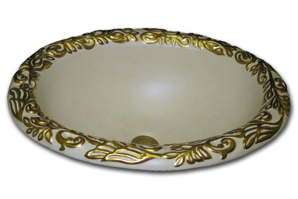 DB-Faux-400_Antique_Chiaro_w_Roman_gold_acanthus
