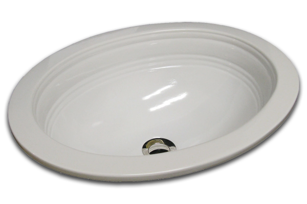 CE: oval falt rim with primary border 15 3/4 x 19 1/2
