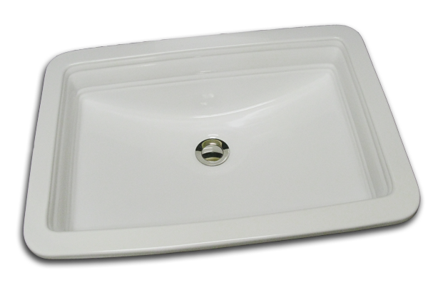 DE rectangle sink primary border 16 1/2 x 22 1/2