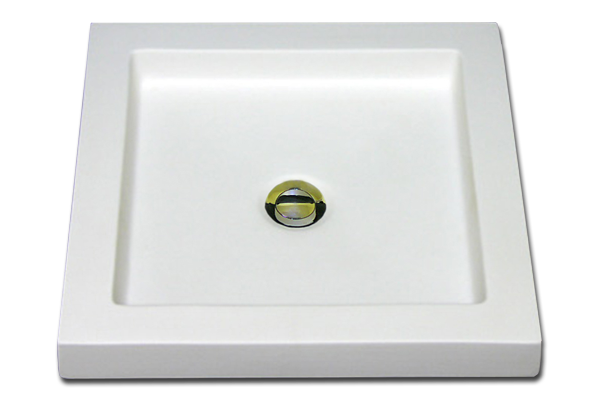 JD urban square sink 16 x 16