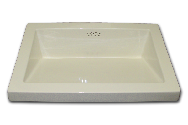 LD large slide sink 16x 24