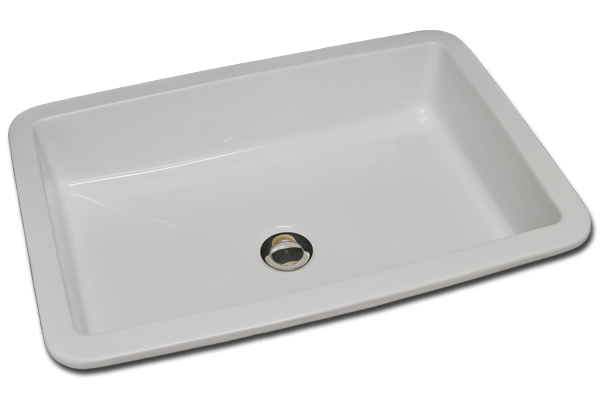 ED rectangle sink
