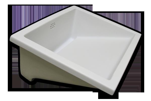 LDU slide sink 14 3/4 x 22 1/2