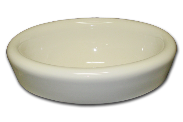 RBH oval half above counter 14 1/2 x 17 1/2